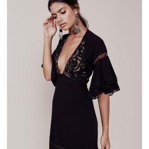 For Love or Lemons Carmine Mini Dress